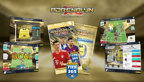 Panini FIFA 365 Adrenalyn XL™ 2018