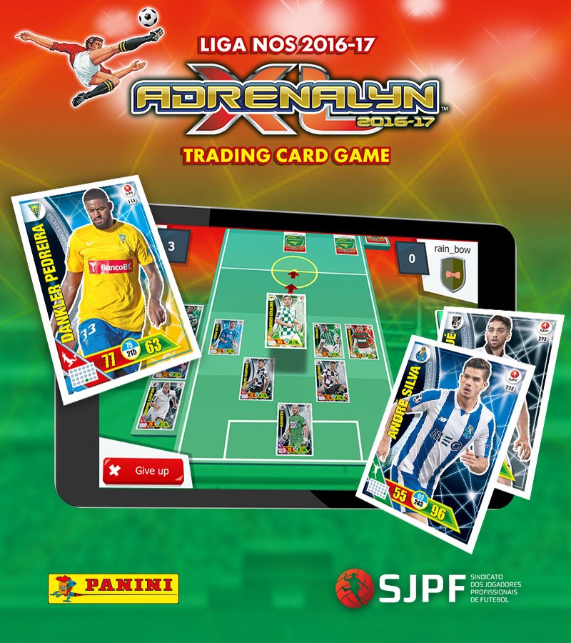 Panini Adrenalyn XL™ Primeira Liga 2017 Mobile Edition