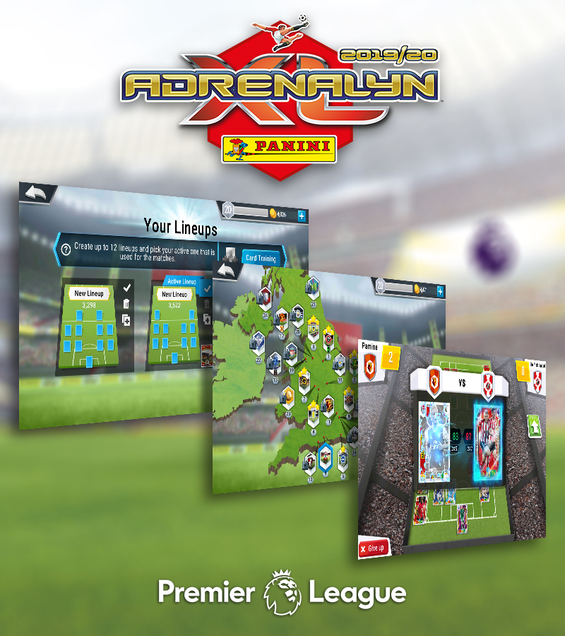 Panini Adrenalyn XL™ UK Premier League 2019