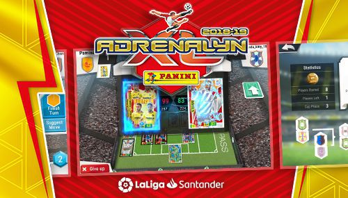 Panini Adrenalyn XL™ Evolution Liga BBVA 2018/19