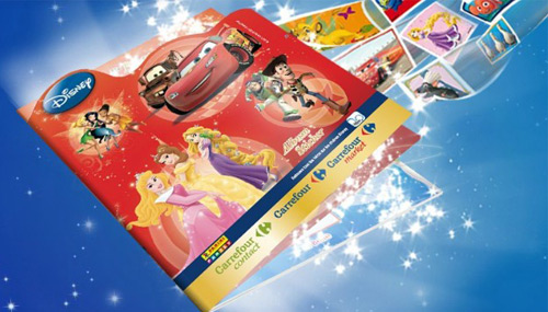 Panini Carrefour Virtual Sticker Album